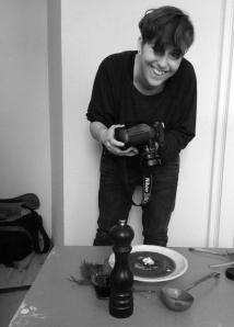 foto saskia zwartwit